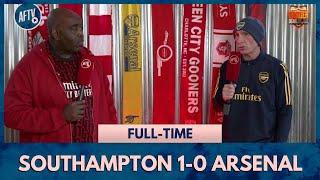 Southampton 1-0 Arsenal | I Am Furious At Arrogant Arsenal (Lee Judges Rant)