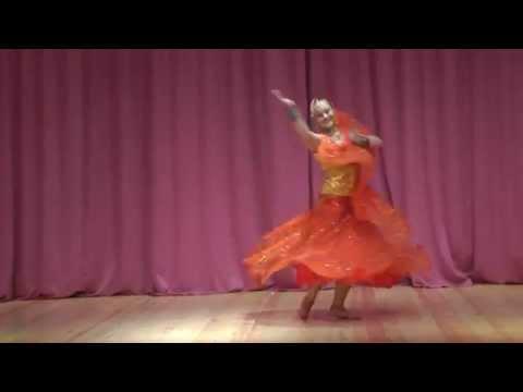 Mujhe Naulakha Manga De Re Bollywood Dance Stars 2013 Anna Kazakova Moscow