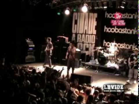 Hoobastank Remember Me (Live at Circo Voador) 07