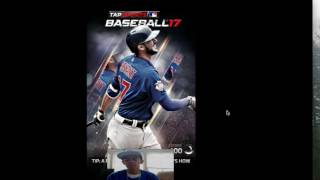 Tap Sports Baseball #1 - How To Get Started + Get Good Cards!