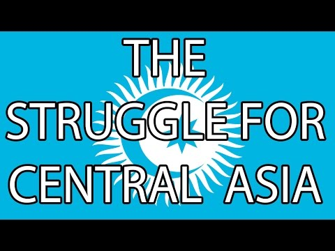 The Struggle for Central Asia | Stuff That I Find Interesting