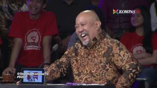 Ridwan Remin: Bahasa Daerah Terbanyak - SUCI 7