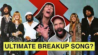 Is this the ULTIMATE BREAKUP song? (@Fleetwood Mac Dreams)
