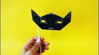 쉬운 가면 만들기 Halloween mask makin…