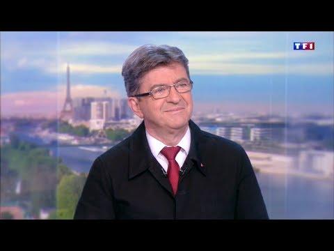 RASSEMBLEMENT LE 23 SEPTEMBRE À PARIS CONTRE LE COUP D'ÉTAT SOCIAL - Mélenchon