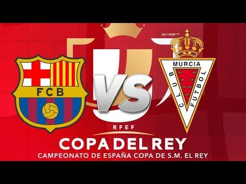 Barcelona vs Real Murcia, Copa del Rey 2017, Round of 32  - Match Preview