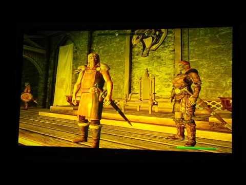 Skyrim: The Whispering Door (Daedric)