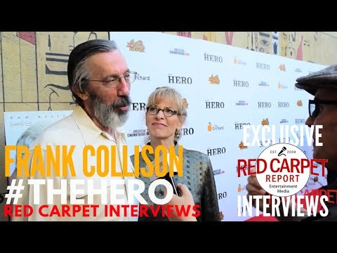 Frank Collison ed at LA Premiere of 'The Hero'  69 TheHeroMovie