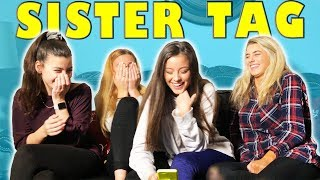 Sister Tag! (Introducing the Davis Family)