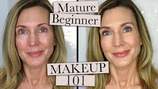 Makeup 101 ~ Beginner Makeup for Mature Women Who Don