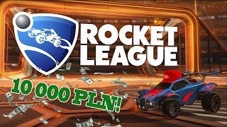 OD ZERA DO 10 000 PLN?! | Rocket League