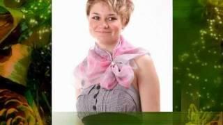 Как завязать платок или шарф, в картинах - Venera