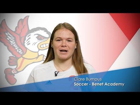 NSW Take 5 // Clare Bumpus - Benet Academy