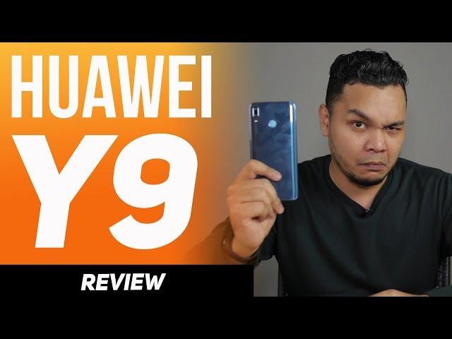 Huawei Y9, Satu Lagi Fon Bawah RM1,000 Yang Buat Tulang Rusuk Bergetar