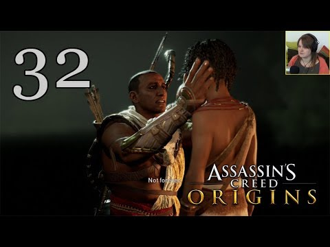 "Assassins Creed Origins - Playthrough #32 ""The Final Weighing"""