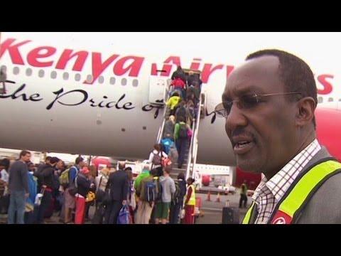 Kenya Airways CEO: Kenyan operations 100% restored