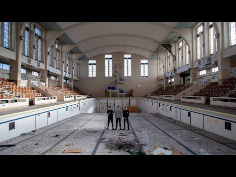 Exploring Aberdeen's Abandoned Swimming Baths