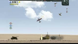 Игра онлайн: Бомбардировщик на войне часть 6