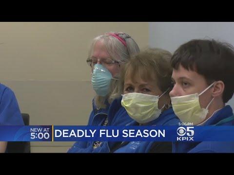 27 Dead In Worst Flu Season To Hit California In A Decade