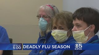 27 Dead In Worst Flu Season To Hit California In A Decade