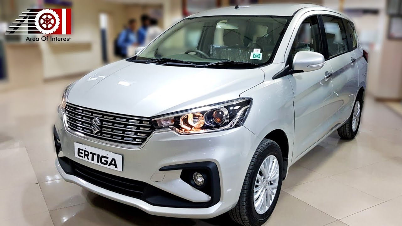 2019 Maruti Suzuki Ertiga Facelift Automatic What S New Price Mileage Features Specs