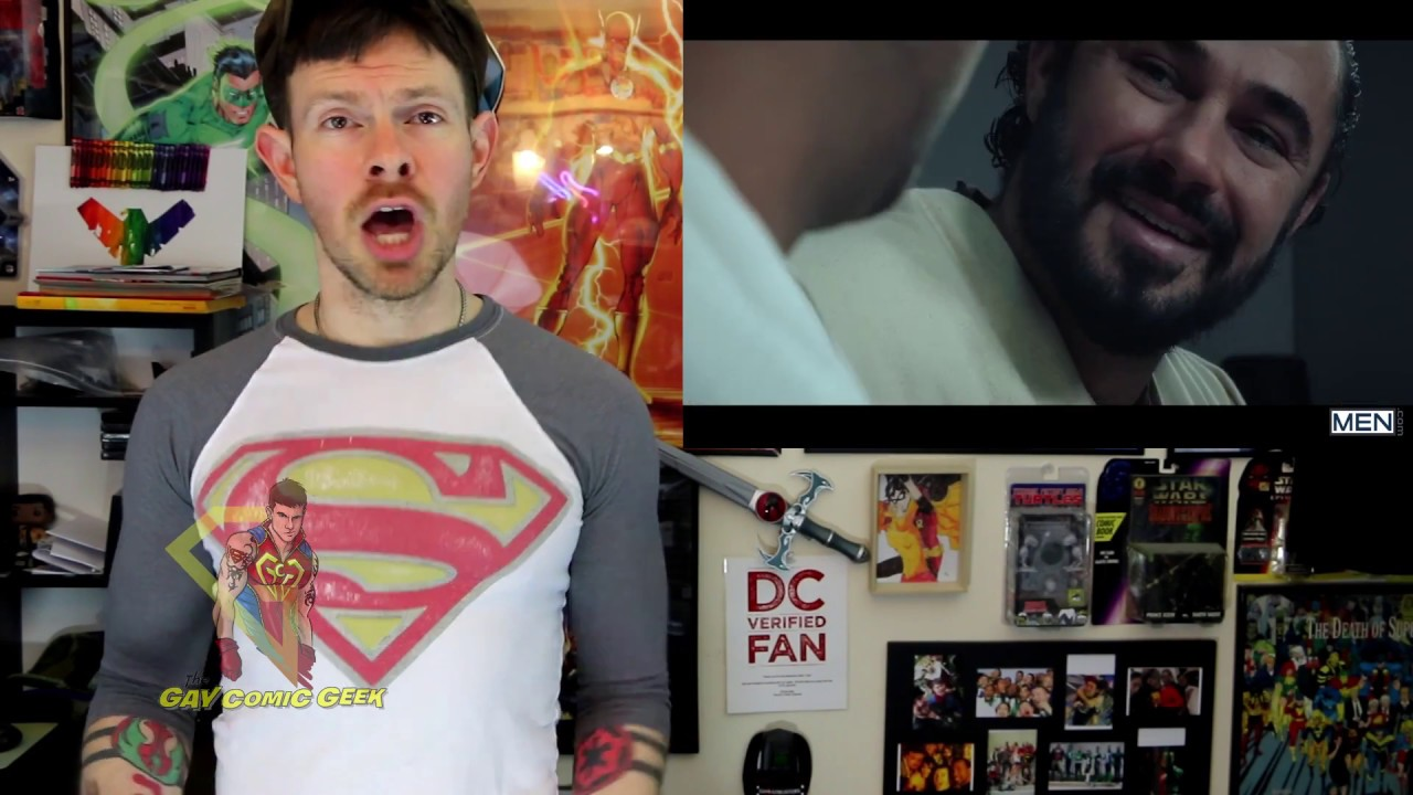 Awakens Porn Tumblr star wars - the force awakens a gay xxx parody part 8 cut safe for work scene review