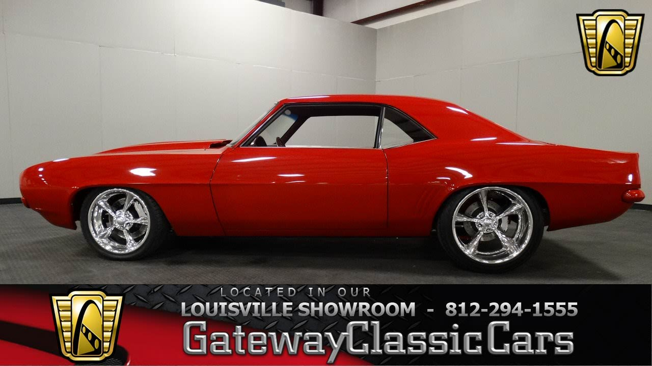1969 Chevrolet Camaro Louisville Showroom Stock 1047 Youtube Wiring Diagrams For 67 Cougar Xr 7