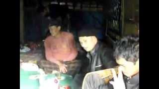 Gunung Sangga Buana, Napak Tilas Rombongan Lemahabang Karawang