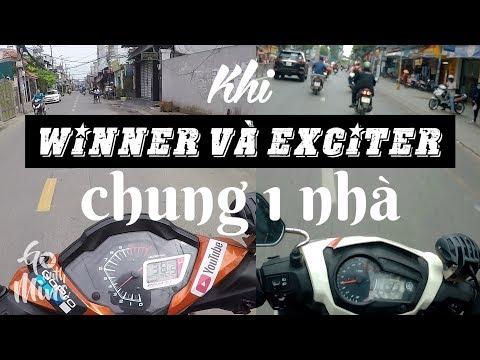 Lý do chọn Winner 150 thay cho Exciter 150 - Xe côn tay bền bỉ | MinC Motovlog