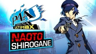 Persona 4's Naoto Shirogane returns to the arena to battle once mor...