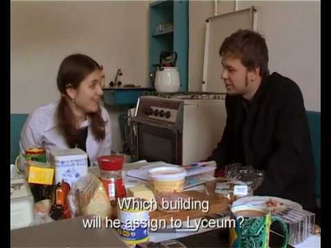 A lesson of Belarusian # 3 of 6 - English subtitles