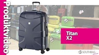 Titan Koffer X2 - Produktvideo
