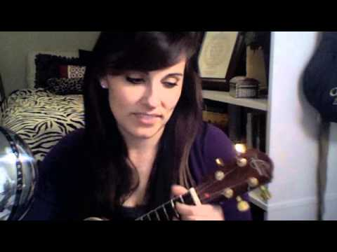 Dream A Little Dream Of Me Ukulele Cover Mama Cass Youtube