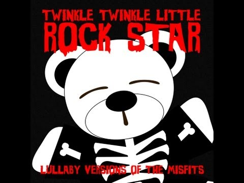 Last Caress Lullaby Versions of The Misfits by Twinkle Twinkle Little Rock Star