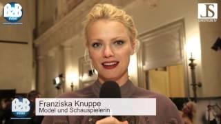 Franziska Knuppe B2B Ansage