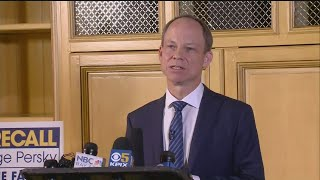 Judge Facing Recall In Stanford Rape Case Speaks Out