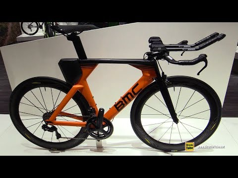 2018 BMC TimeMachine 02 One Aero Series Bike - Walkaround - 2017 Eurobike