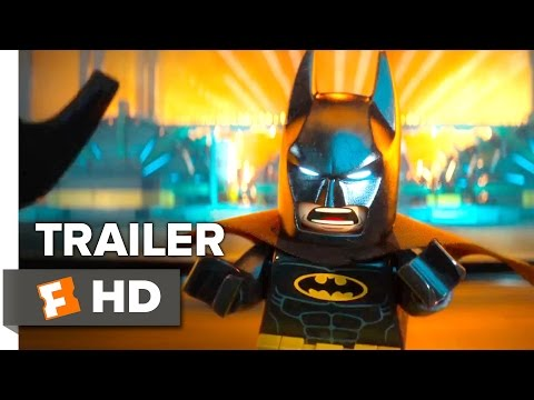 The Lego Batman Movie Official 'Wayne Manor' Teaser Trailer 2 (2017) - Will Arnett Movie HD