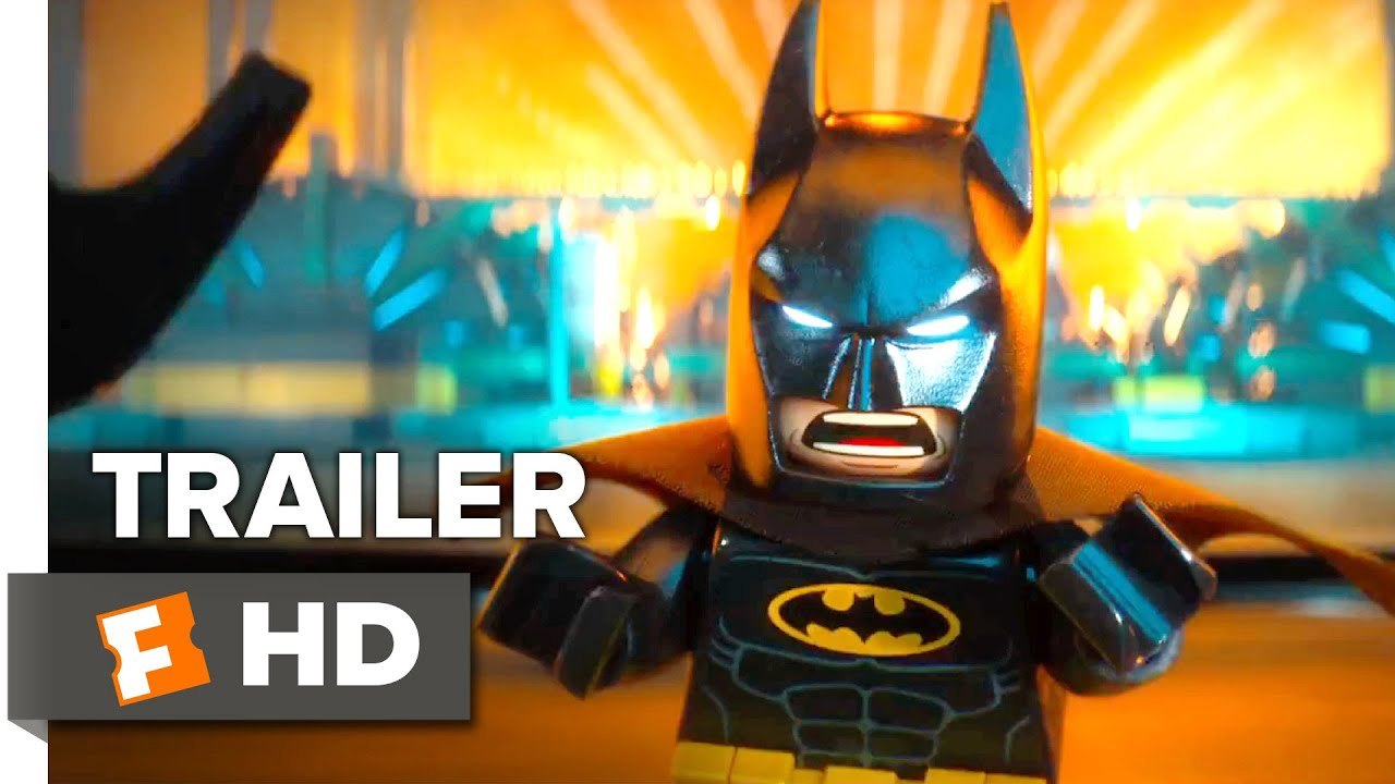 The Lego Batman Movie Official Wayne Manor Teaser Trailer 2 2017 Will Arnett Movie Hd Youtube