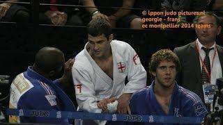 RESPECT! - JUDO - Tchrikishvili - Pietri