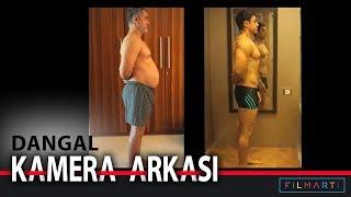 DANGAL Kamera Arkası: Aamir Khan'ın İnanılmaz Değişimi!