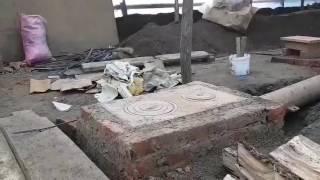 как сделать печку на дровах из кирпича в доме
