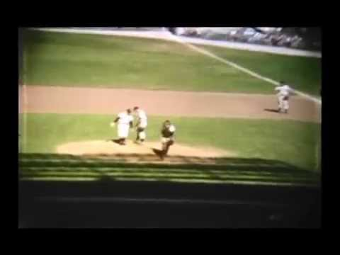 K C Athletics vs Yankees 1955