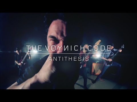 "The Voynich Code - ""Antithesis"" Official Music Video"