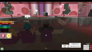 BEST ACT IN HISTORY LEGENDARY PIANO SONG Roblox's got talent