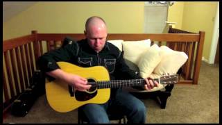 The Cowboy Rides Away - George Strait cover performed by Jason Herr