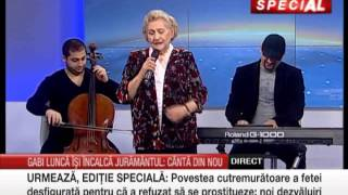 Romania TV   Gabi Lunca, Loviturile vietii