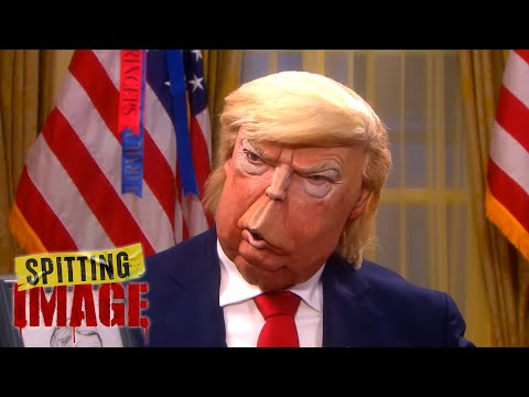 The Best Of 2020, As Told By Spitting Image