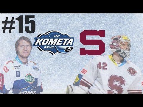 NHL 17 | HC Kometa Brno-HC Sparta Praha | PART 15 | XBOX ONE | CZ