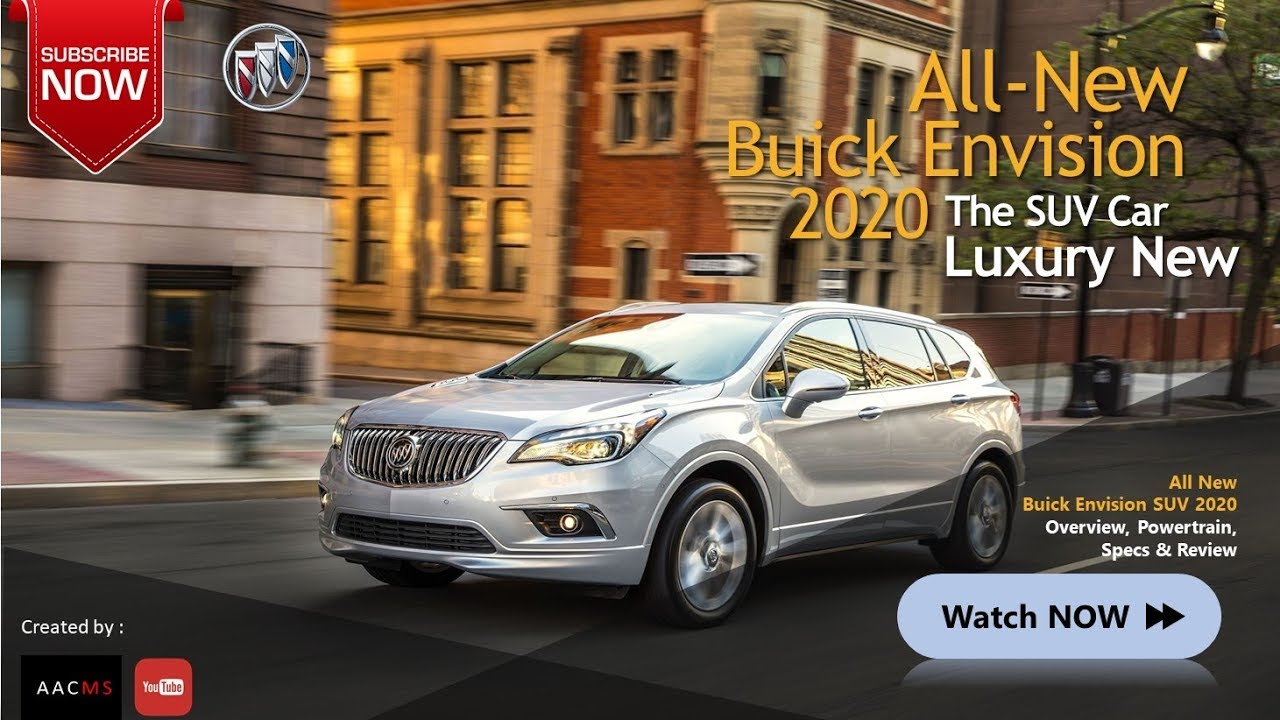 2020 Buick Envision: Changes, Design, Specs >> All New 2020 Buick Envision Suv Amazingly Luxury New Elegant For Family Adventure Car